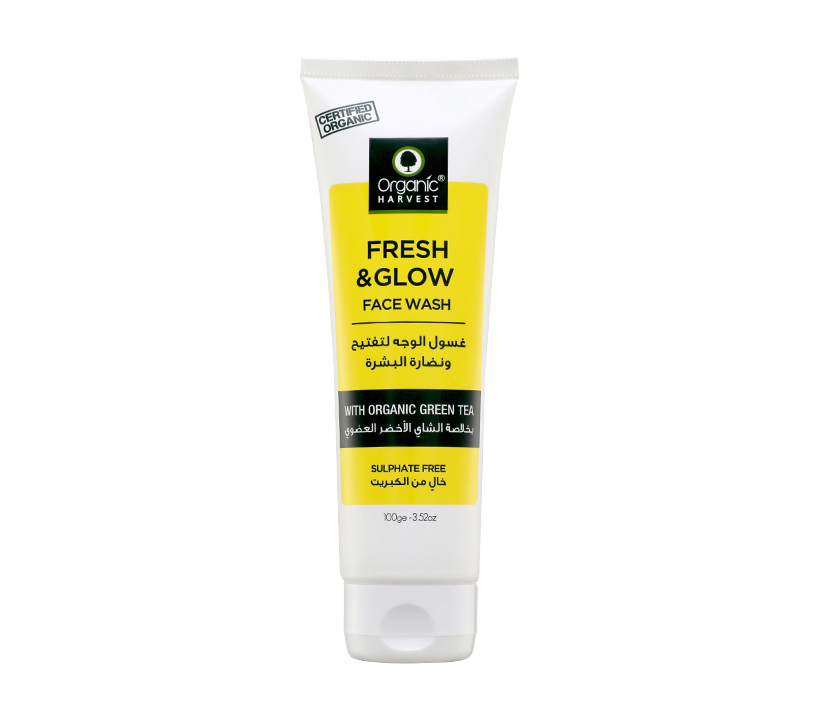 Fresh & Glow Face Wash